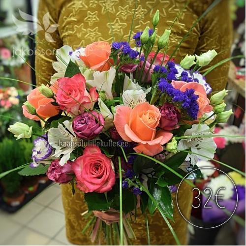 Saada lilli Haapsalu