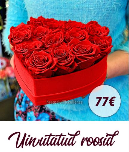 uinutatud roosid